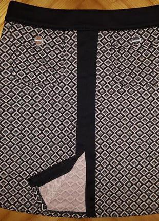 Фактурная юбка от dorothy perkins! p.-36