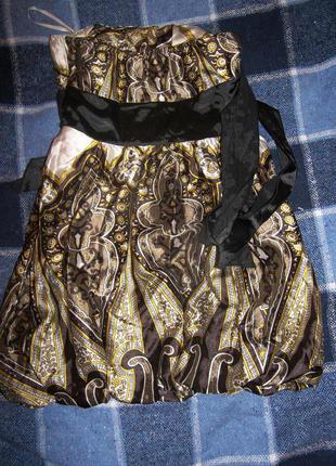 Красивый сарафан, или платье на лето
