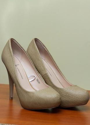 Туфли на шпильке atmosphere оригинал 42 размер, стелька 27 см