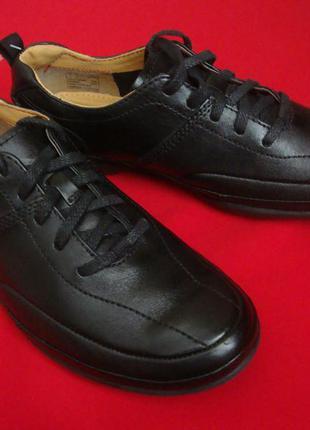 Туфли clarks натур кожа 41 размер