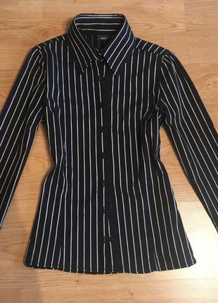 Рубашка mexx стрейч-коттон размер 16