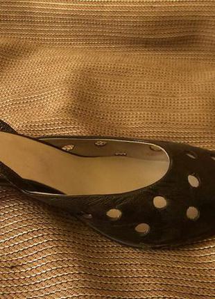 Туфли chester из натуральной кожи.