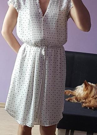 Фиолетовый бум платье короткое