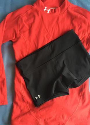 Новые шорты under armour