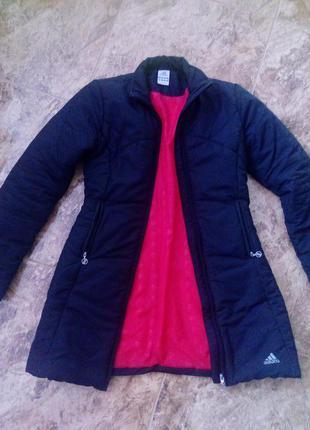 Спортивна курточка оригінал adidas,рр см