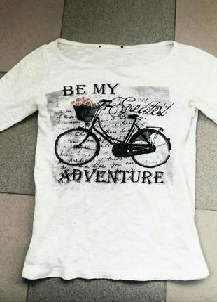 """Кофта женская """" be  my adventure"""""""