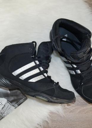 (38р./24,5см) adidas! оригинал! комфортные кроссовки