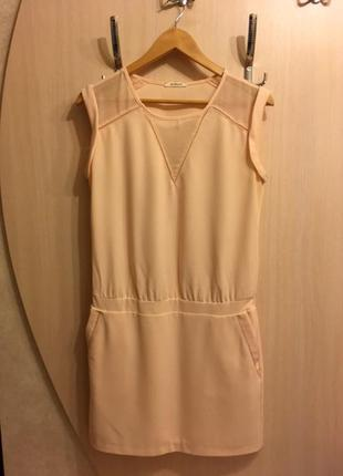 Легкое платье сарафан promod