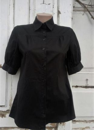 Рубашка на короткий рукав just cavalli