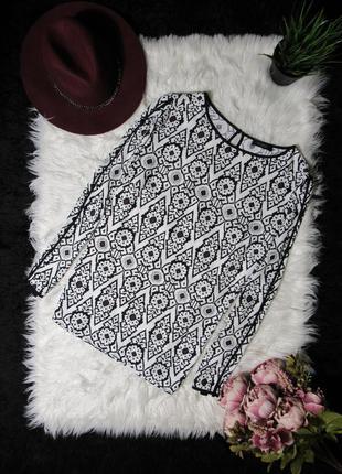 Потрясающая блуза с интересными рукавами от marks & spencer