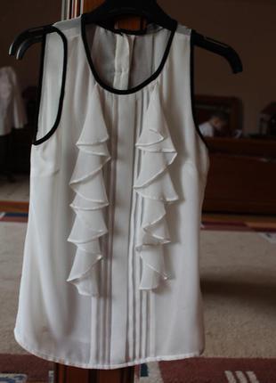 Нежная и женственная блузка