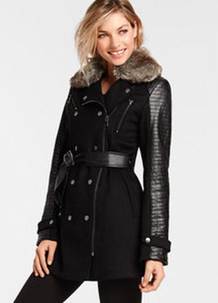 Обалденное шерстяное пальто victoria's secret