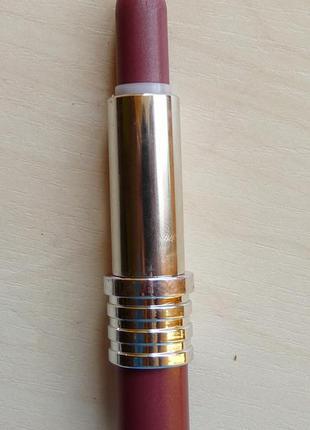Стойкая матовая помада clinique клиник  long last lipstick тон g1 violet berry  тестер