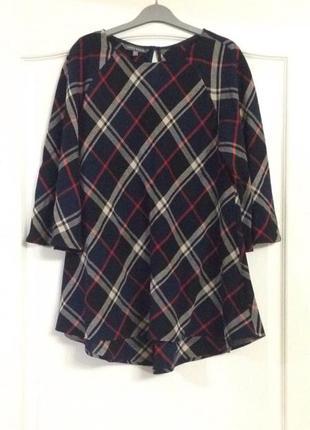 Блузка туника  laura ashley!
