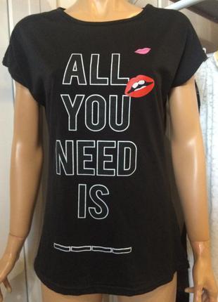 Тотальний розпродаж 18-21 дивіться мої товари .. стильная новая футболка