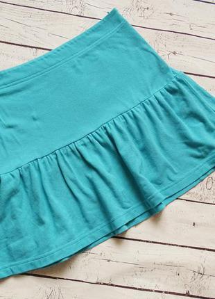 Хлопковая хлопок юбка lacoste