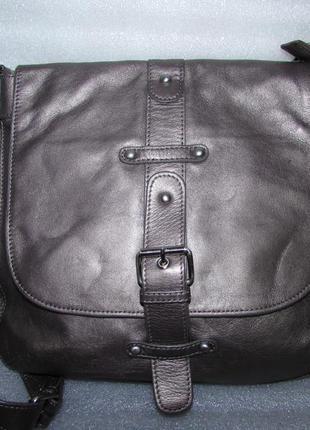 Сумка планшет 100% натуральная кожа люкс ~yucan~ франция