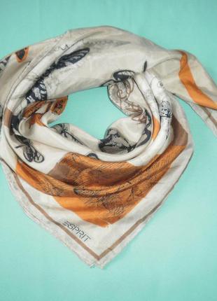 Шелковый платок от esprit