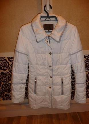 Курточка демисезонная, размер xs-s