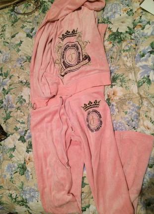Спортивный костюм juicy couture оригинал