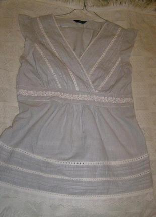 Супер блузка m&co