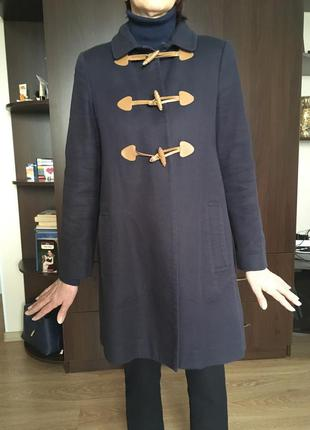 Пальто женское демисезонное mango