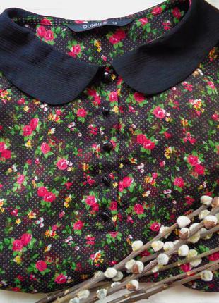 Легкая блуза dunnes