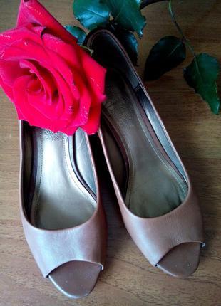 Туфли clarks в идеальном состоянии