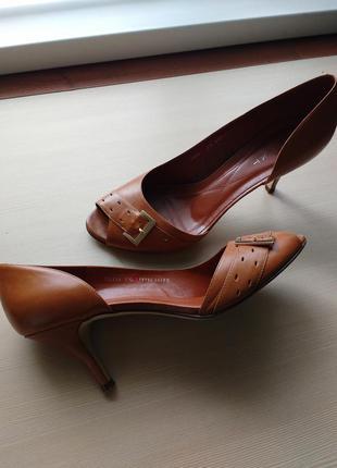 Туфли кожаные next, 27,5см