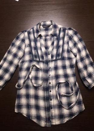 Стильная рубашка dorothy perkins