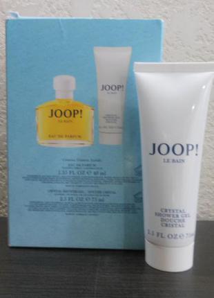 Joop! le bain joop! ароматизированный гель для душа, оригинал,75 мл, новый!