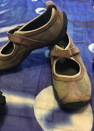 Спортивные туфли merrill