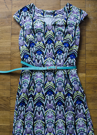 Яркое летнее платье kira plastinina