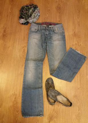 Лёгкие джинсы весна-лето