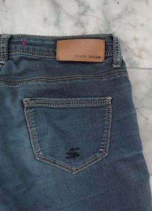 Узкие джинсы скины tally weijl