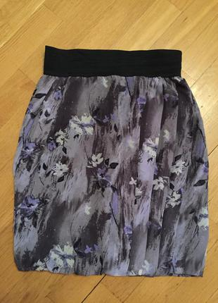 Красивая нарядная юбка oodji