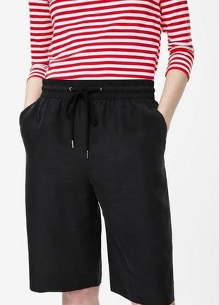 Шелковые шорты cos