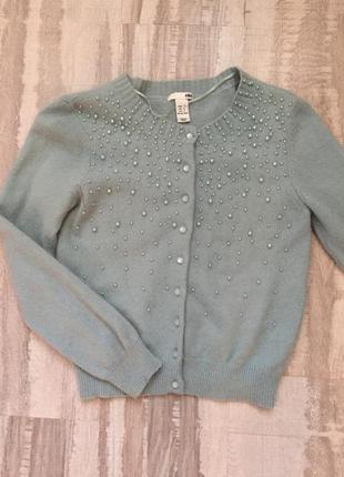 Красивый свитер h&m