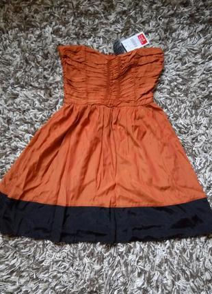Новое красивое платье stradivarius