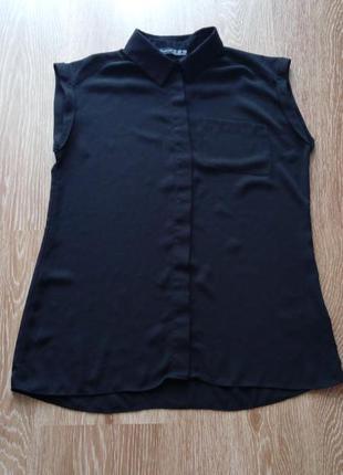 Шифонова блузка, рубашка