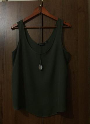 Суперская майка/топ/блуза/new look