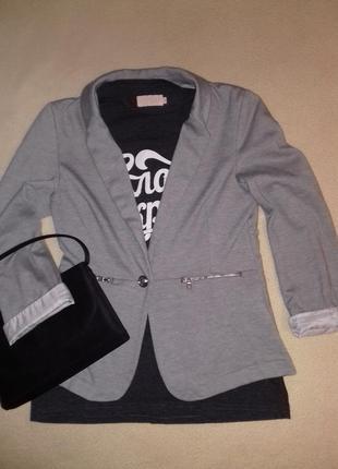 Классный пиджак reserved  36