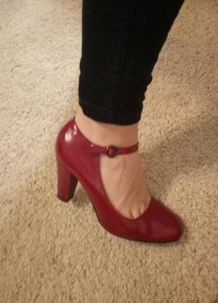 Красные туфли next 38