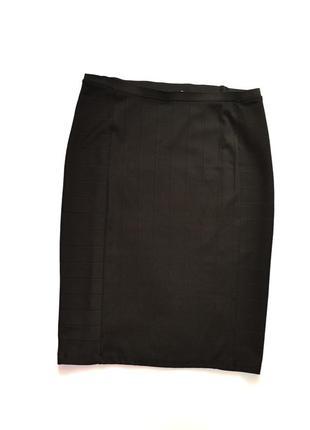 Классическая юбка карандаш от zara