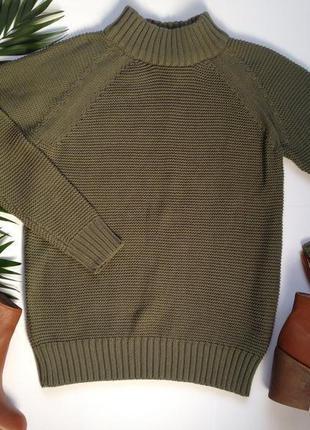 Стильный свитер oodji