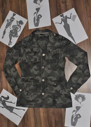 Милитари блейзер (куртка) рр.s