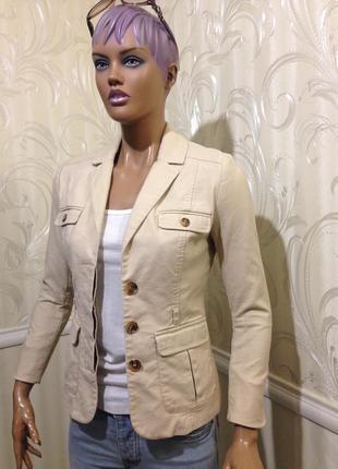 Куртка-пиджак, h&m, размер 34/xs