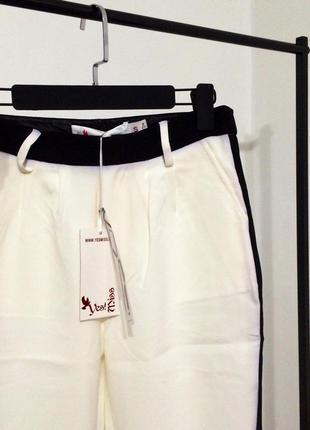 Білі штани yes miss