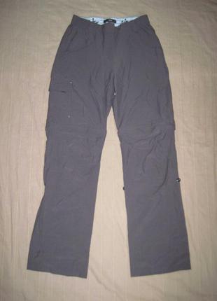 Tcm nature trail (s/36/38) треккинговые штаны трансформеры женские
