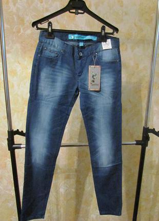 Шикарные летние джинсы yes miss р. 46 италия